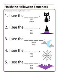 First, children read the sentences. Sight Words Worksheets Free Printables Education Com