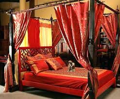 Canopy Covers For Bed Canopy Bedding Cover Middle Eastern Bohemian ...