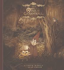 over the garden wall art book to be released september 2017