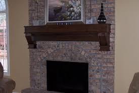 brick fireplace mantels. Brick Fireplace Mantels K