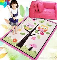 kids rugs and carpet for bedroom area rug living room children play mat children s rug owl carpet pink girl rug baby floor mat berber carpet s ing