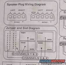 orion xtr2150 5 Channel Amp Wiring Diagram at Orion Amp Wiring Diagram