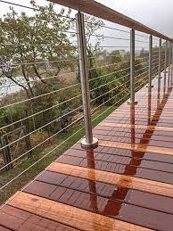 steel cable railing. Steel Cable Railing B