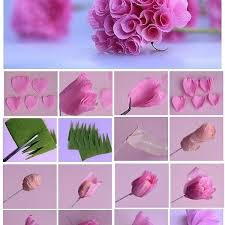 How To Make Origami Paper Flower How To Make Origami Rose Step By Step How To Make Paper