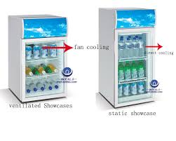 admirable glass door commercial refrigerators table top commercial display mini fridge glass door mini
