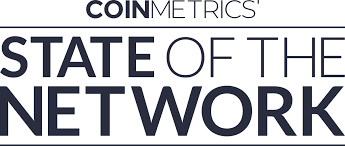 Here is an example dataset. Data File Downloads Coin Metrics
