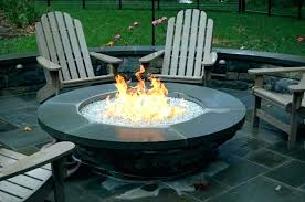 propane fireplace outdoor diy outdoor propane fireplace kits