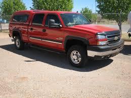 2006 CHEVY 2500HD CREW CAB DURAMAX DIESEL,