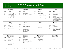 Yearly Event Calendar Template Yearly Event Calendar On One Page Template Archives Hashtag Bg