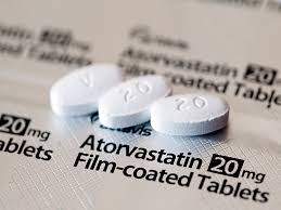 Image result for Atorvastatin for hypercholesterolemia