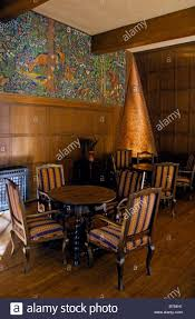 ahwahnee hotel dining room. Interior Of AHWAHNEE HOTEL With Copper Fireplace Built In 1925 \u0026 Designed By Gilbert Underwood YOSEMITE Ahwahnee Hotel Dining Room