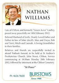 Obituary Announcement Template Death Notice Word De Cmdone Co