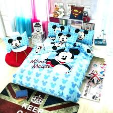 twin mickey mouse bedding set mickey mouse bed set mickey mouse clubhouse twin comforter cartoon mickey
