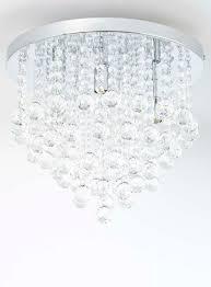 vitra lighting. Clear Vitra Ceiling Flush - BHS Lighting
