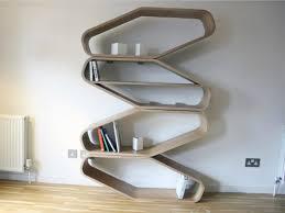 Furniture: Sara Bergando Circular Segments Book Shelving - Home Bookshelf  Ideas