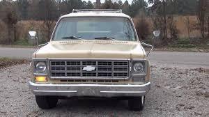 1978 Chevrolet 2WD Suburban BIG BLOCK 454 Video 2 - YouTube