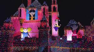 Castle Christmas Lights Christmas Light Castle Bigit Karikaturize Com