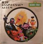 The Sesame Street Anniversary Album
