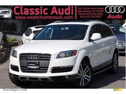 2008 Audi Q7 3.6 Premium quattro in Calla White - 021106 | Auto ...