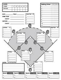 10 Player Baseball Position Chart 182 Best Baseball Training Images In 2019 Baseball