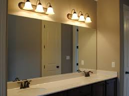 diy track lighting. Small Bathroomghting Ideas For Bathrooms Faucet Under The Large Rectangle Mirror Standing Washbasin Rattan Flooring Track Diy Lighting