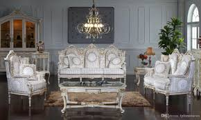 living room antique furniture. 2018 Antique Baroque Furniture Rococo Style Classic Living Room Set  European Royalty Sofa From Fpfurniturecn, $2122.62 | Dhgate.Com Living Room Antique Furniture