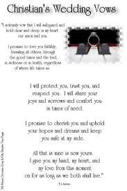 need ideas for vows here are some ideas for christian vows christians wedding vows fifty shades of d