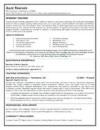 Elementary School Teacher Resume Unique Elementary Teacher Resume Examples R Rs Sample For Images About And