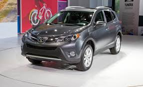 2013 Toyota RAV4 Photos and Info | News | Car and Driver