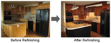 upscale kitchen refinishing kitchen cabinet refinishing in