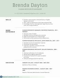 Samples Of Resumes For Jobs Best Resume For Jobs Awesome Resume For