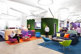 inspiring office spaces. Green Office Inspiring Spaces E