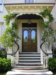 12 Seriously Cool Front Door Designs That Will Boost Your Curb Home Exterior Door Design
