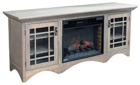 oak electric fireplace entertainment center