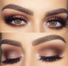 Eyeshadow For Light Brown Eyes Makeup For Hazel Eyes Hazel Eye Makeup No Eyeliner Makeup