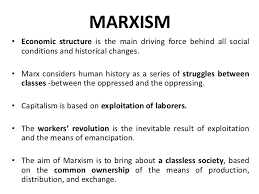 marxist criticism co marxist criticism