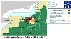 28, and is expected to be in effect till 7 p.m. Update Flash Flood Watches Include Livingston Steuben Counties Local News Thelcn Com
