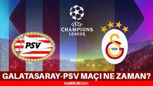 Galatasaray PSV Eindhoven maçı ne zaman? PSV Eindhoven Galatasaray maçı ne  zaman? Galatasaray maçı ne zaman, hangi kanalda? İşte muhtemel 11'ler -  Haberler