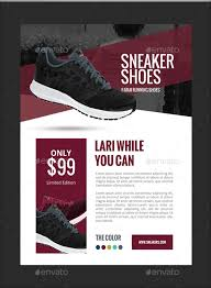 Shoe Drive Flyer Template 7 Awesome Shoe Flyer Templates Free Premium Templates