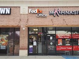 Fedex Office Print Ship Center Carrollton Tx 75010