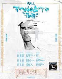 Destructo Returns To The Road This Fall On The F King S T Up Tour