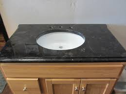 granite busters top with sink
