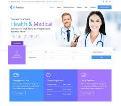 20 Best Medical Joomla 3 9 Templates To Beautify Your