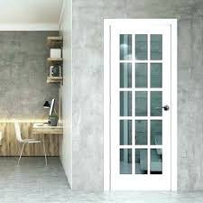 interior doors with glass interior frosted