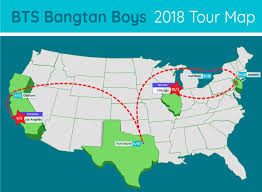 see bts on tour near you