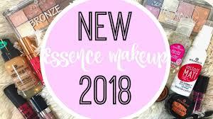 new essence makeup 2018