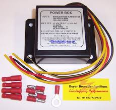 boyer bransden power box single phase lighting delay boyer bransden single phase power box