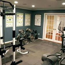home gym lighting. Basement Home Gym In Ideas Fabulous About . Lighting