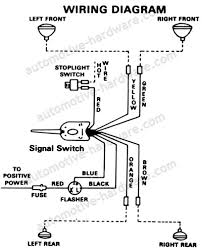 turn signal switch 55 ecj5 can anyone tell me where the flasher is i copied this diagram from a post by ericm this diagram appears on the box it s an everlasting turn signal