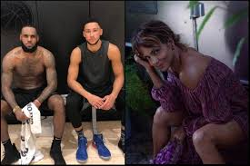 Halle Berry Shoots Her Shot At Lebron In The Ig Comments Blacksportsonline